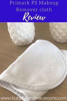 A magic makeup remover wipe?! Primark PS Makeup remover cloth