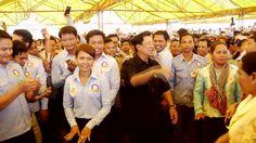 Video:  សម្តេចតេជោ ហ៊ុន សែន អញ្ជើញសម្ពោធរោងចក្រផលិតស្ករស កៀបទឹកអំពៅ ក្រុមហ៊ុនចិន Rui Feng Cambodia International Co., Ltd ស្ថិតនៅភូមិ ពោធិទាប ឃុំ ម្លូព្រៃ១ ស្រុក ឆែប ខេត្ត ព្រះវិហារ នាព្រឹកថ្ងៃទី ១៩ មេសា ឆ្នាំ២០១៦