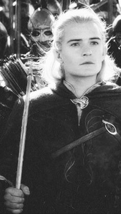 """lord-of-the-rings-is-my-life: """" Legolas, Prince of the Woodland Realm """" Tauriel, Legolas And Thranduil, Aragorn, Legolas Hot, Gandalf, Fellowship Of The Ring, Lord Of The Rings, Orlando Bloom Legolas, Elfa"""