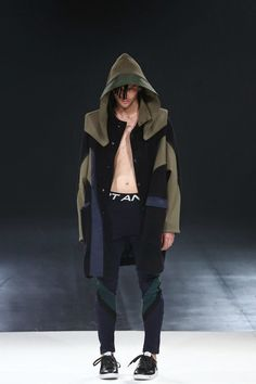 Yoshio Kubo Fall Winter 2015 Otoño Invierno #Trends #Tendencias #Menswear #Moda Hombre Mercedes Benz Fashion Week Tokyo  M.F.T.