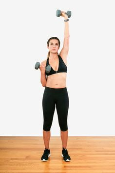 Exercise Six: Bicep-Shoulder Combos