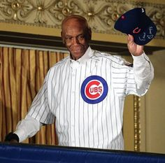 January 23, 2015. The lawyer for the family of Chicago Cubs great Ernie Banks said Sunday that the legendary player died Friday after suffering a heart attack, just a week short of his 84th birthday.
