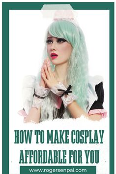 financially intimidating, it's definitely possible to afford cosplaying without needing to be rich. I will show you how to cosplay on a budget in this blog post series. Cosplay Outfits, Cosplay Ideas, Anime Conventions, Best Cosplay, Budget, Things To Come, Advice, Photoshoot, Posts