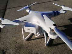 DJI's Phantom 2 Vision Makes Aerial Photography Easy
