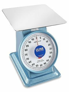 100 lbs. x 4 oz. UPS Platform Scale by Uline. $175.00. Platform Scales - These scales were designed with UPS and Parcel Post in mind. Withstands the roughest use. Uline stocks a huge selection of Postal Platform Scale.