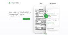 HelloWorks olvídate de rellenar complejos PDFs   Hellosign reconocida plataforma que nos facilita la tarea de firmar documentos ha presentado una nueva herramienta especialmente diseñada para facilitar el rellenado de formularios vía móvil.  Se trata de un sistema creado para no tener que enviar PDFs complejos a nuestros clientes amigos familiares etc. Con el objetivo de que completen los campos vacíos ya que en muchas ocasiones esa es una tarea extremadamente difícil: desde el móvil no se…