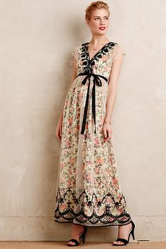 Glasshouse Maxi Dress - anthropologie.com#anthrofave