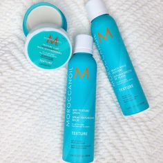 Come try Moroccanoil Texture!