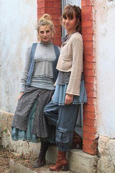Inge de Jonge, French clothing brand. European quality fabrics.