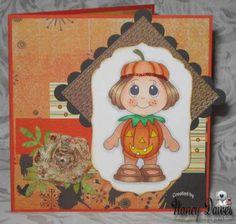 Pumpkin Kiddles from www.digitaldelightsbyloubyloo.com