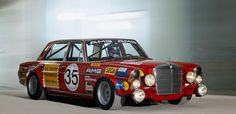 Mercedes Benz 300 SEL 63 AMG :: Gear Patrol, click thru for article