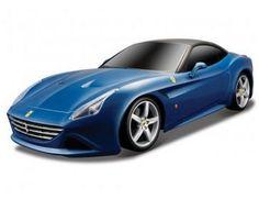 The Maisto 1/14 RC Ferrari California T is the latest addition to the Maisto Radio Control car range.
