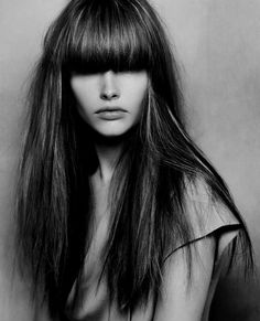 remind me to cut my bangs when I start looking like this :D