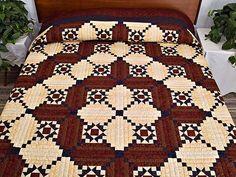 Звезды в салоне одеяло - чудесные умело сделанные амишей одеяла из Ланкастер (hs4028)