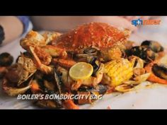 So Shiok: The best seafood boil in Singapore - WATCH VIDEO HERE -> http://singaporeonlinetop.info/food/so-shiok-the-best-seafood-boil-in-singapore/    What is So Shiok doing in the middle of an industrial area in Paya Lebar? Surprise, but this is where you will find the best Louisiana-styled sea food boil in Singapore. So if you like cajun spice and all things nice, we show you why the fresh lobsters and dungeness crabs at The Boiler...