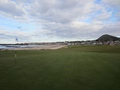 North Berwick- Love this quirky little gem in East Lothian. The Redan hole is a standout.