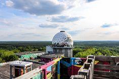 Der Teufelsberg in Berlin! Ein super schöner Ausblick und ein toller Ausflugstipp für Berlin! #berlin #teufelsberg #wochenende