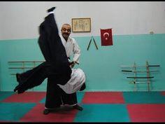 Aikido Pratik Savunma Teknikleri (Atış Bıçak Dövüş Karate Silah Tabanca Korunma Vuruş Teknikleri ) - YouTube