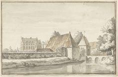 Abraham de Haen (II) | Het Huis te Dort, bij Gorssel, Abraham de Haen (II), J.A. de Haar, 1724 |