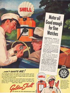 Shell Oil 1940 | by Retroarama