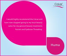 Discover what clients are saying about their laser hair removal procedure experiences at the London, Southall, and Slough branches of CoLaz Advanced Beauty Salons. Advanced Beauty, Have You Tried, Laser Hair Removal, My Beauty, Eyebrows, Salons, Facial, Eye Brows, Lounges