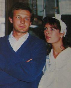 Caroline & Stefano - 1985