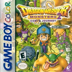 Dragon Warrior Monsters 2 Cobi's Journey Game Boy Color original Nintendo cartridge only available for sale. Dragon Warrior Monsters, Playstation, Boy Box, Nintendo, Monster 2, Gameboy Games, Pc Engine, Video Game Collection, Color Games