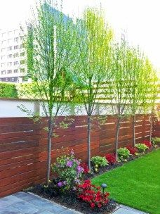 Simple and easy backyard landscaping ideas 57
