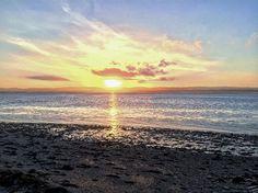 #sunset #scotland #eastcoast #rivertay #pebblebeach #wormit #montereylocals #pebblebeachlocals - posted by Craig Miller https://www.instagram.com/bepe777 - See more of Pebble Beach at http://pebblebeachlocals.com/