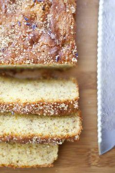 Lemon & Lavender Cake - oh, I will make this...yes, I will!