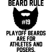 Beard Rule #19 T-Shirt | Beard Rules