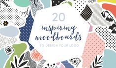 20 Inspiring Mood Boards to Design Your Own Logo ~ Creative Market ...