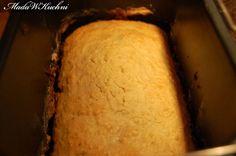MadaWKuchni: Ciasto kokosowe z maszyny do pieczenia chleba