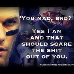 Tom Brady #hatersgonnahate #dontbejealous