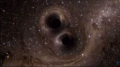 Einstein was right. Breaking news on gravitational waves. They are converting it to sound. Scientists say they heard the faint chirp of two black holes colliding a billion light-years away, fulfilling Einstein's general theory of relativity. Cosmos, Gravity Waves, Nobel Prize In Physics, No Wave, Gravitational Waves, Neutron Star, Theory Of Relativity, Nova Era, Interstellar