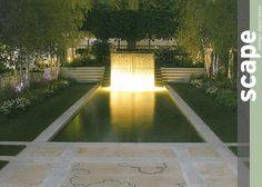 Scape Design Associates - RHS Chelsea - garden square showcase