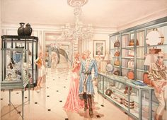 Ralph Lauren Interiors | Ralph Lauren butterboom 11 Ralph Lauren Opens at the Peninsula Hong ...