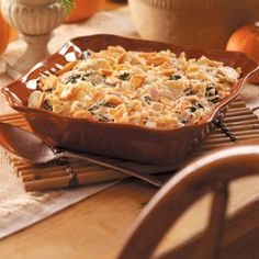 creamy spinach and artichoke bake