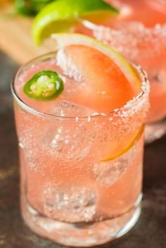 A smoky sweet cocktail you'll absolutely love.