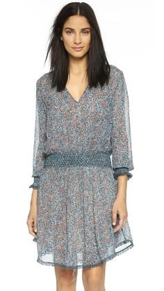 Love Sam Платье в деревенском стиле