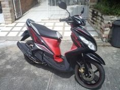 quick sale 125cc yamaha mio gtx red in colour taxed insured great bike fast and good runner .large underseat storage.for helemet be quick this is a 2011 bike excellent price