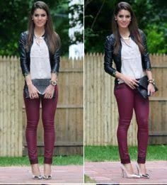 jeans vino outfit - Buscar con Google