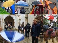 Behind The Scenes ~ Merlin