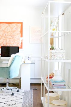 My Home Office Reveal - Pure Joy Home