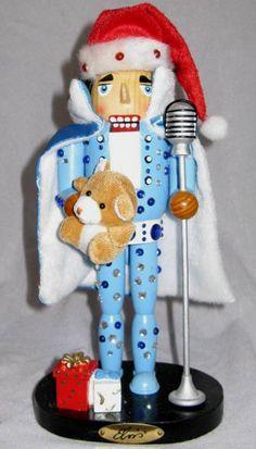 Elvis nut cracker @Nicole Novembrino Novembrino Novembrino Barnes