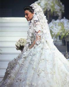 Rami Kadi wedding dress