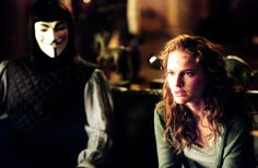 Pin for Later: 36 New Movies and TV Shows on Netflix to Watch in April V For Vendetta A dystopian thriller about a masked figure who tries to start a revolution through various terrorist attacks.   Watch it now.