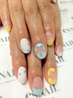 Nail Art - Nail Salon Nail Blog ~ AmebaGG daily es ... | image of fancy nail ♪