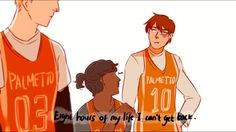 #tfc #aftg / the foxhole court / all for the game / andrew minyard / #andreil / neil josten / nicky hemmick