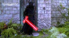 Kylo Ren Inspired Costume - Star Wars- The Force Awakens